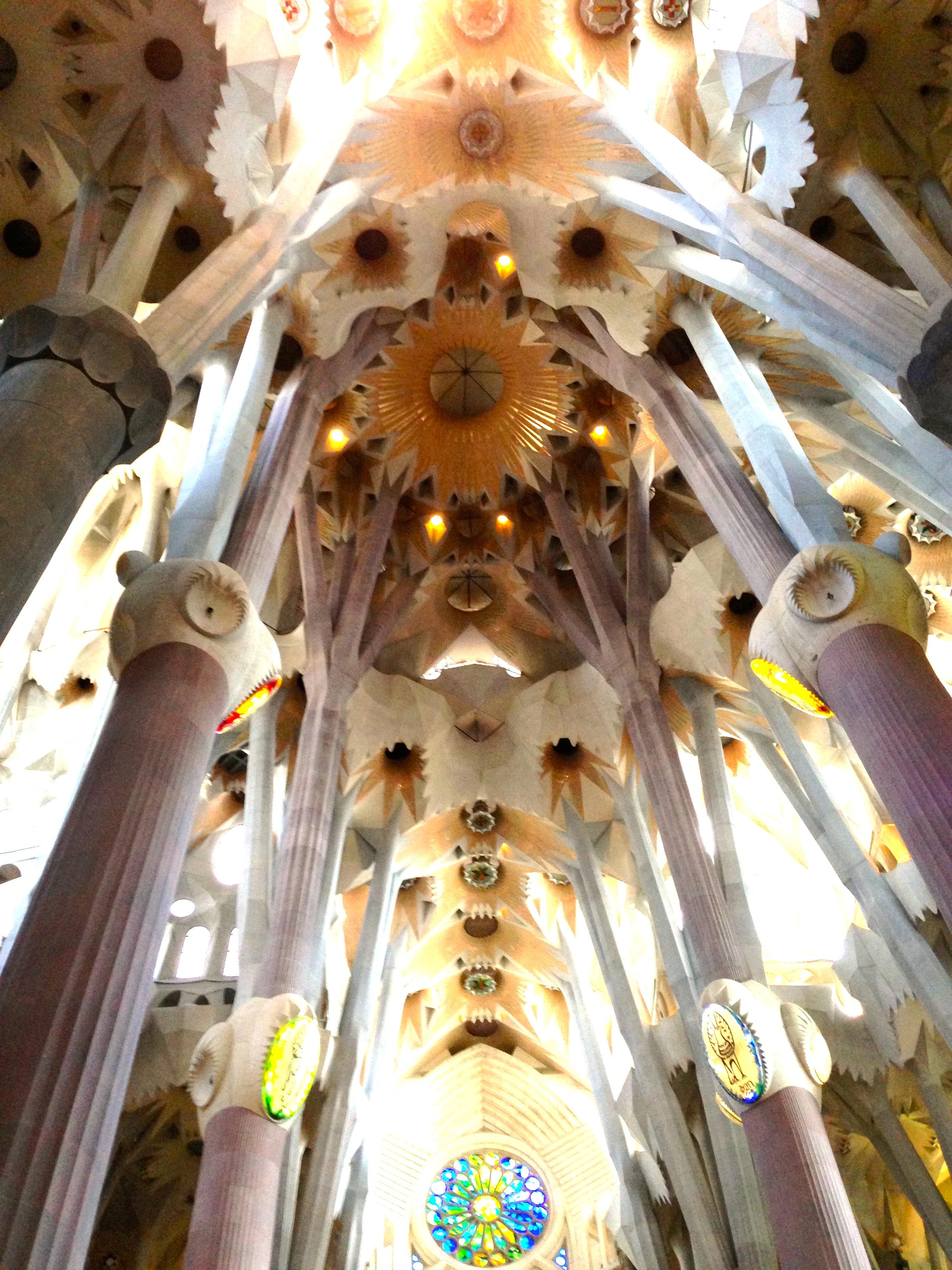 Barcelona - Familia Sagrada